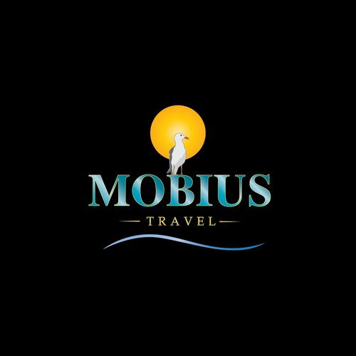 Help Mobius Travel with a new logo
