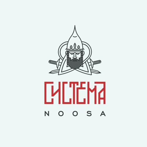 Logo for systema martial arts