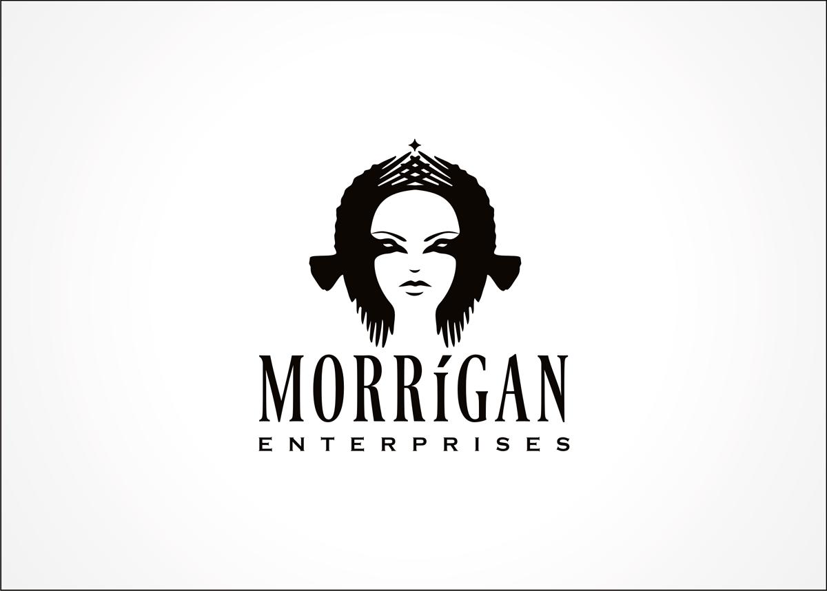 Create the next logo for Morrigan Enterprises