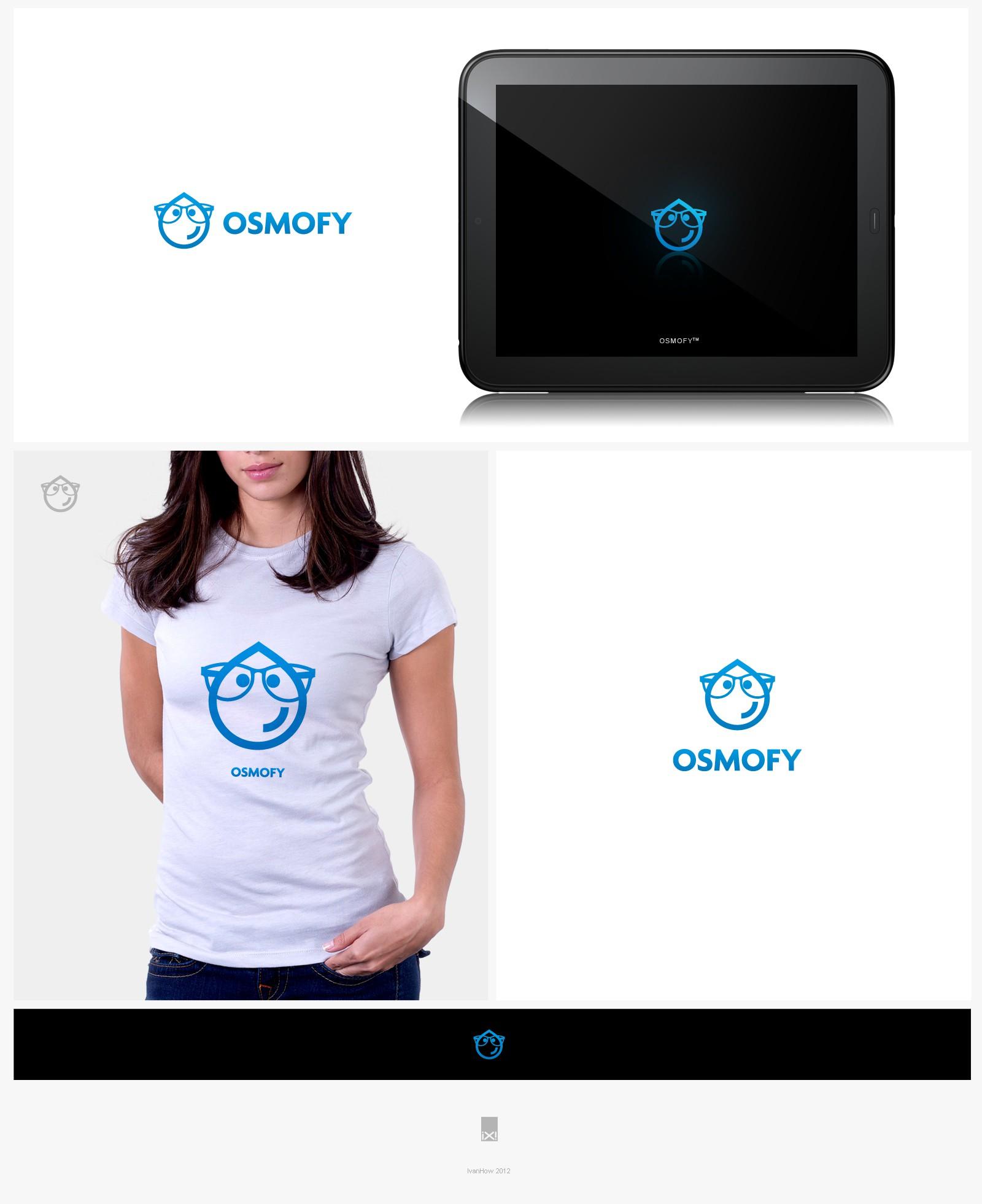 Create the next logo for Osmofy