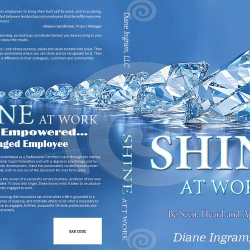 Diane Ingram, LLC needs a new book or magazine cover