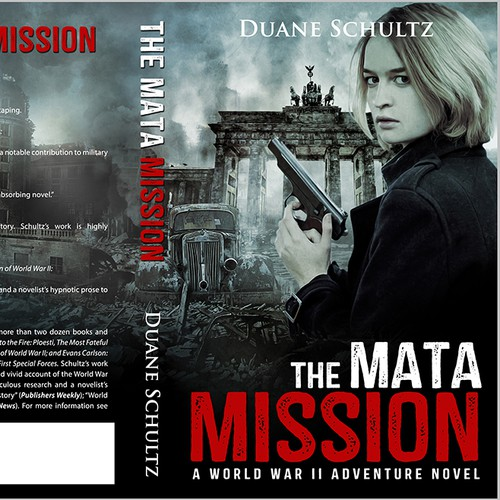 WW II (THE MATA MISSION) for Duane Shultz