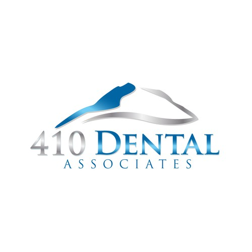 Create a winning logo for 410 Dental Associates