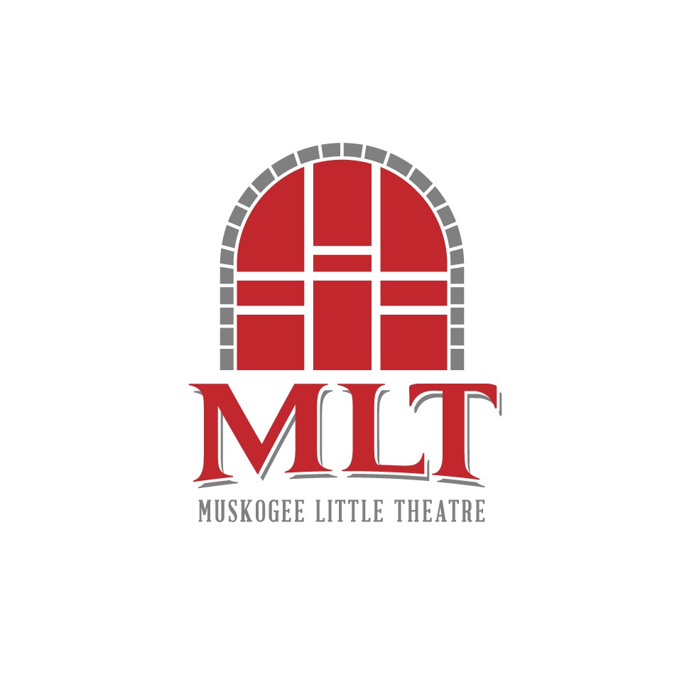 Design a simple, sophisticated, timeless design for Muskogee Little Theatre