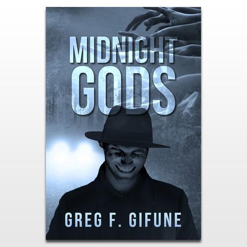 Unsettling cover design needed for horror novella