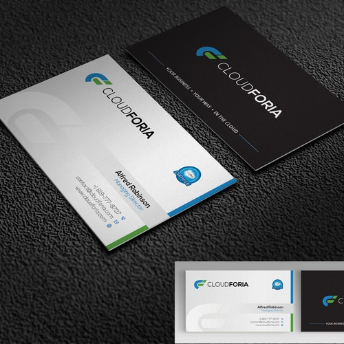 Business Card for Salesforce Consulting Partner