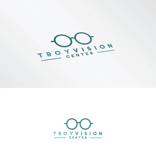 Design a fun logo for an eye doctor's office and retail optical.