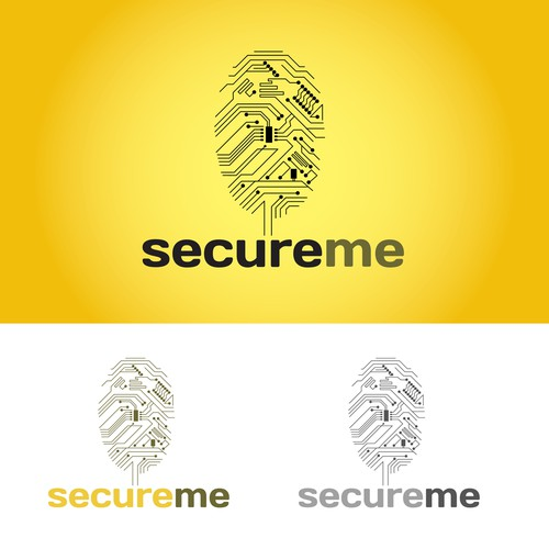 Logo for IT security company