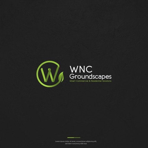 Logotipo WNC Groundscapes