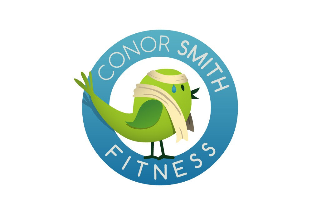 logo for Conor Smith Fitness