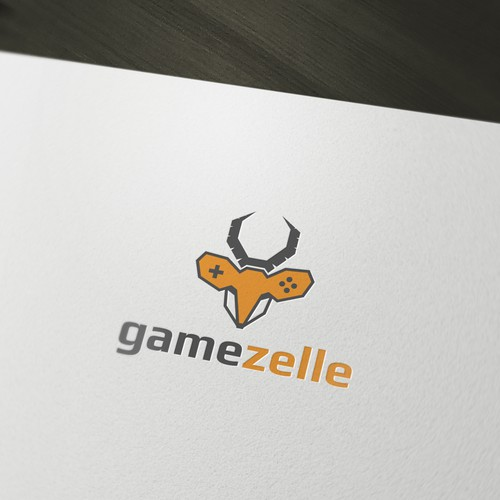 "Need logotype for a new social community site called ""gamezelle"" for (pc) gamers"