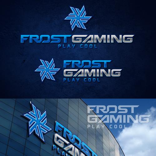 logo für Frostgaming
