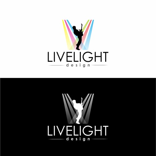 Concert Lighting Firm needs a logo!