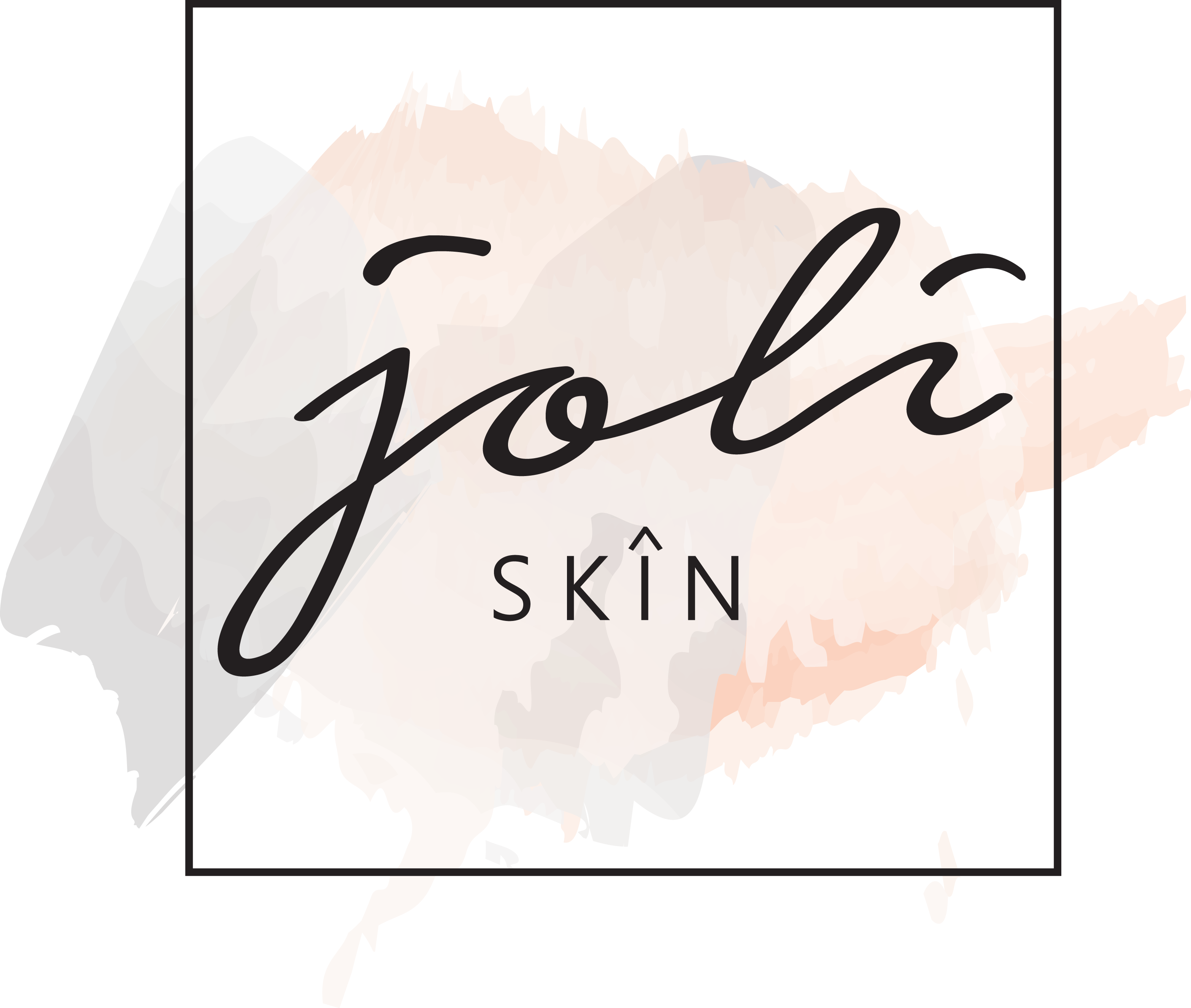 A Logo for Made-in-Europe Skincare/cosmetics Brand.