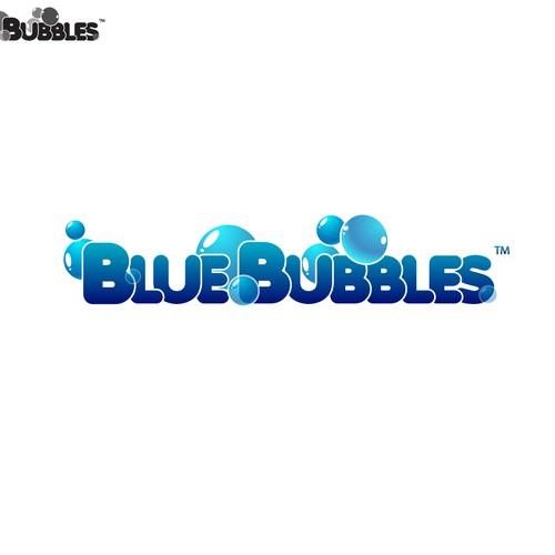 Create the next Logo Design for Blue Bubbles