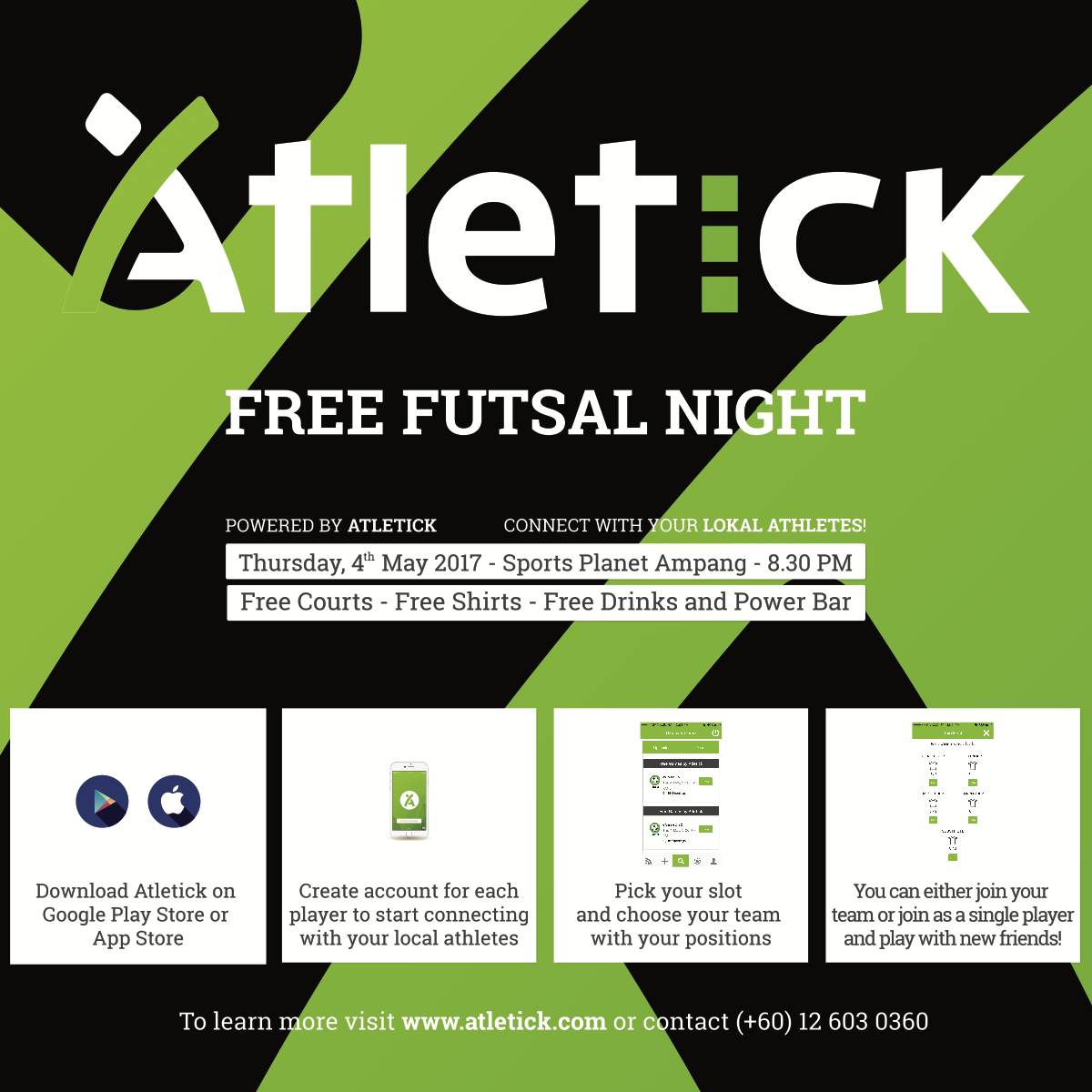 Poster for Atletick