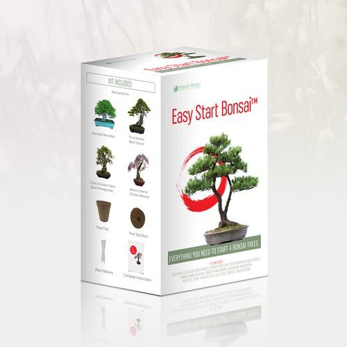 Bonsai kit packaging