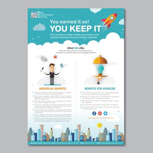 Payroll Company Poster Winner