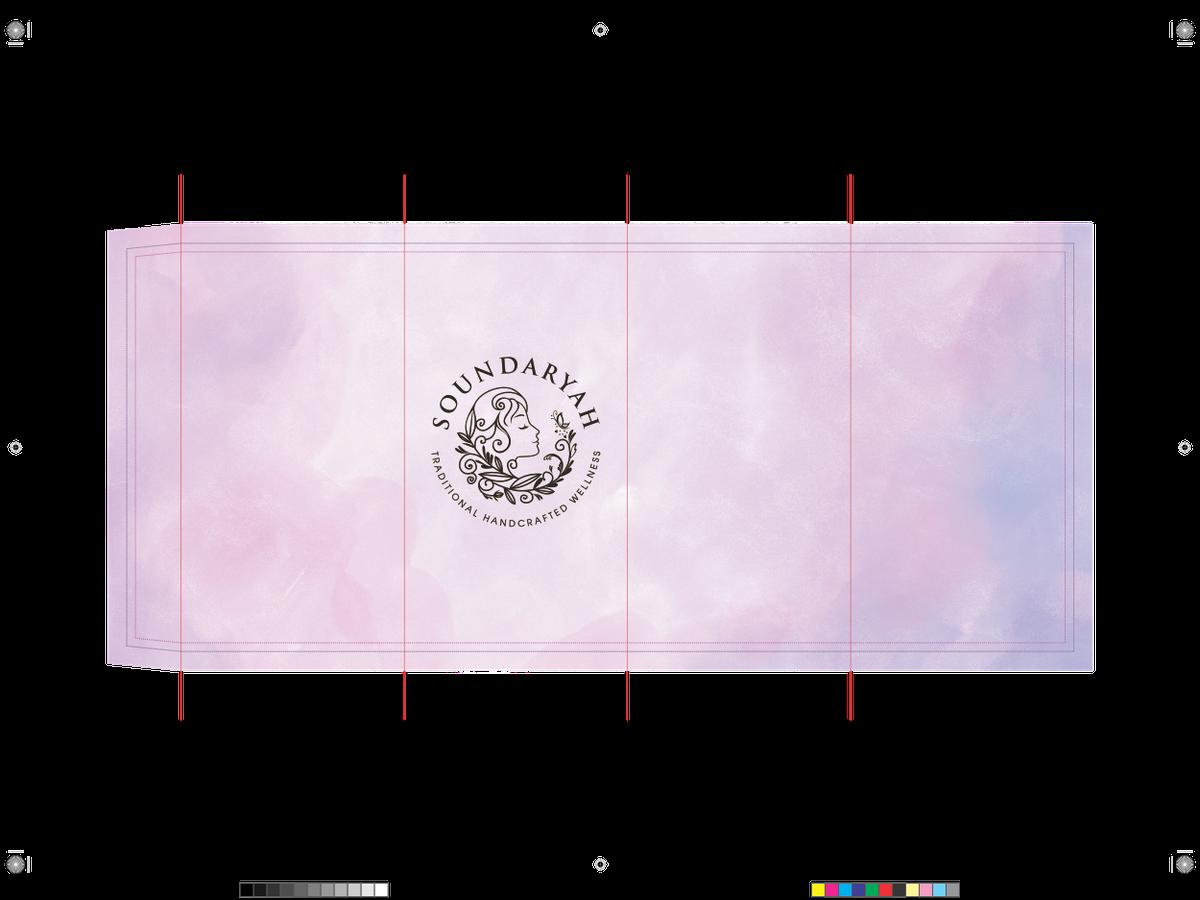Packaging for Soundaryah