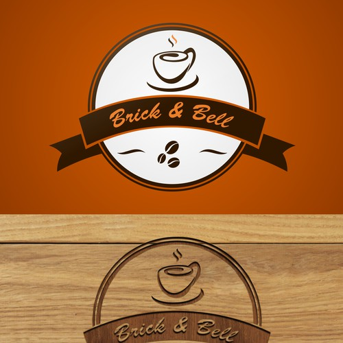 Cafe Logo:  We need to polish up our logo as we grow to a 2nd location