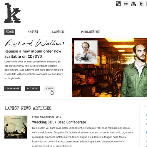 Kartel Home Page