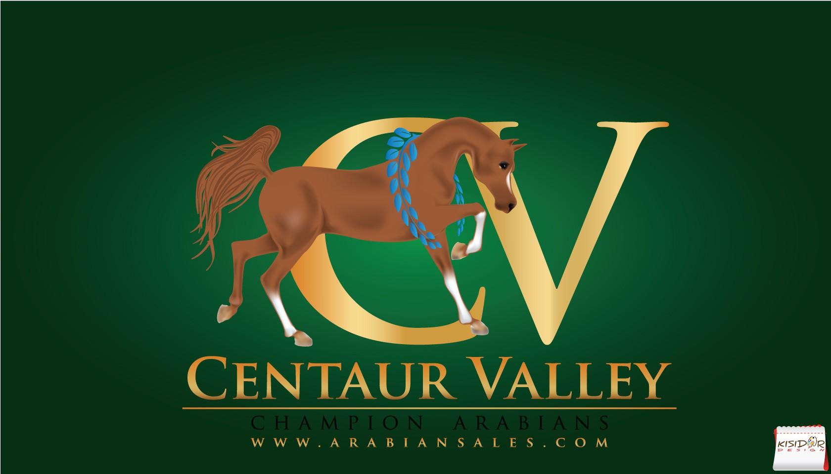 New logo wanted for CV (Centaur Valley Arabians)