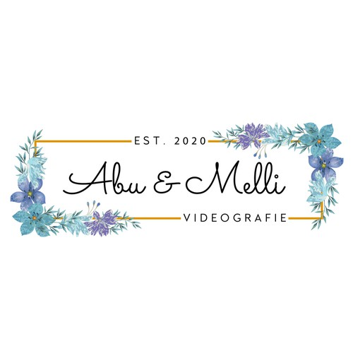 Abu & Melli VideoGrafie Logo Design