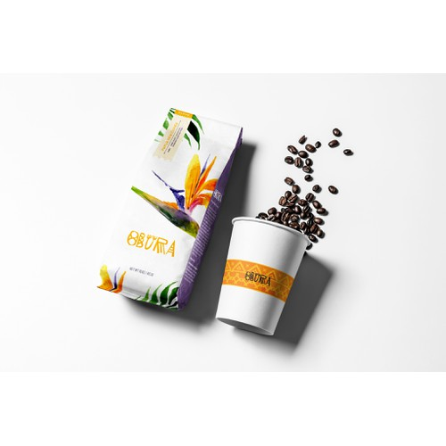 Obura coffee bag