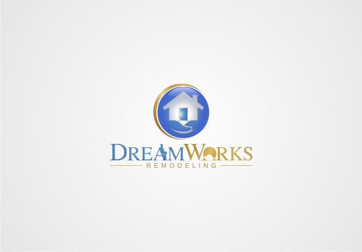 Help DreamWorks Remodeling with a new logo