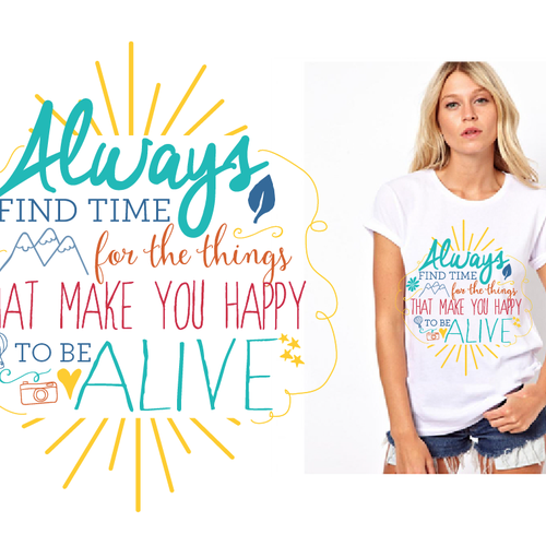 Always Find Time concept