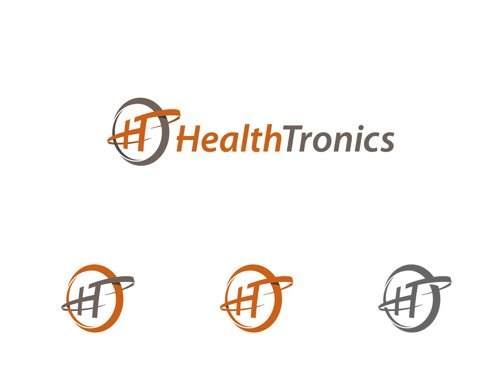 Create a winning logo design for HealthTronics, Inc. as they go independent.