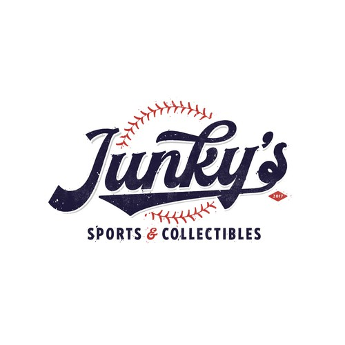Logo for Junky's sport & collectibles