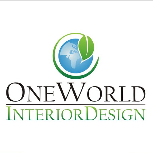 One World Interior Design logo