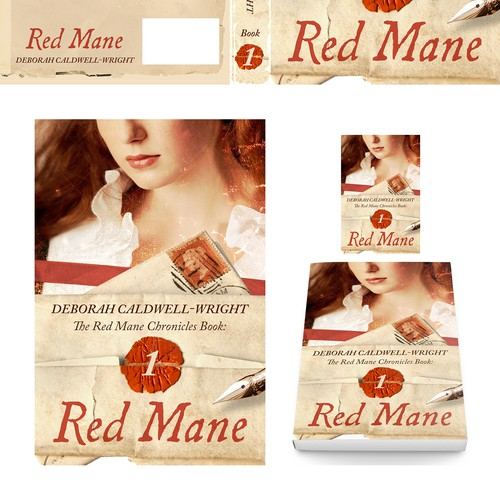Red Mane book cover
