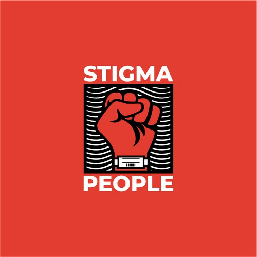 Logo for Stigma People