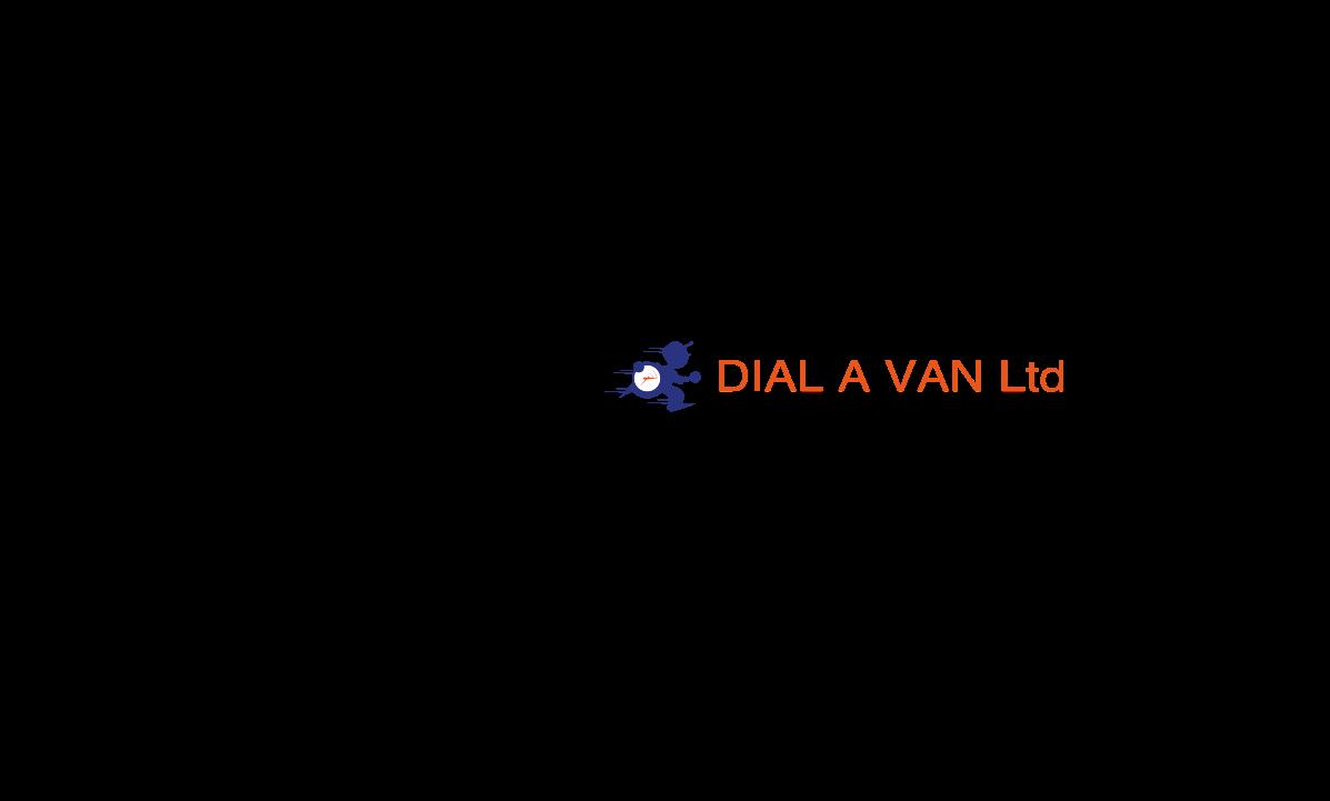 Dial a Van Signage