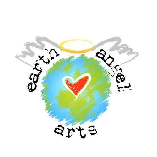 Earth - Love - Art...help me figure out a cool logo with an Angel component!