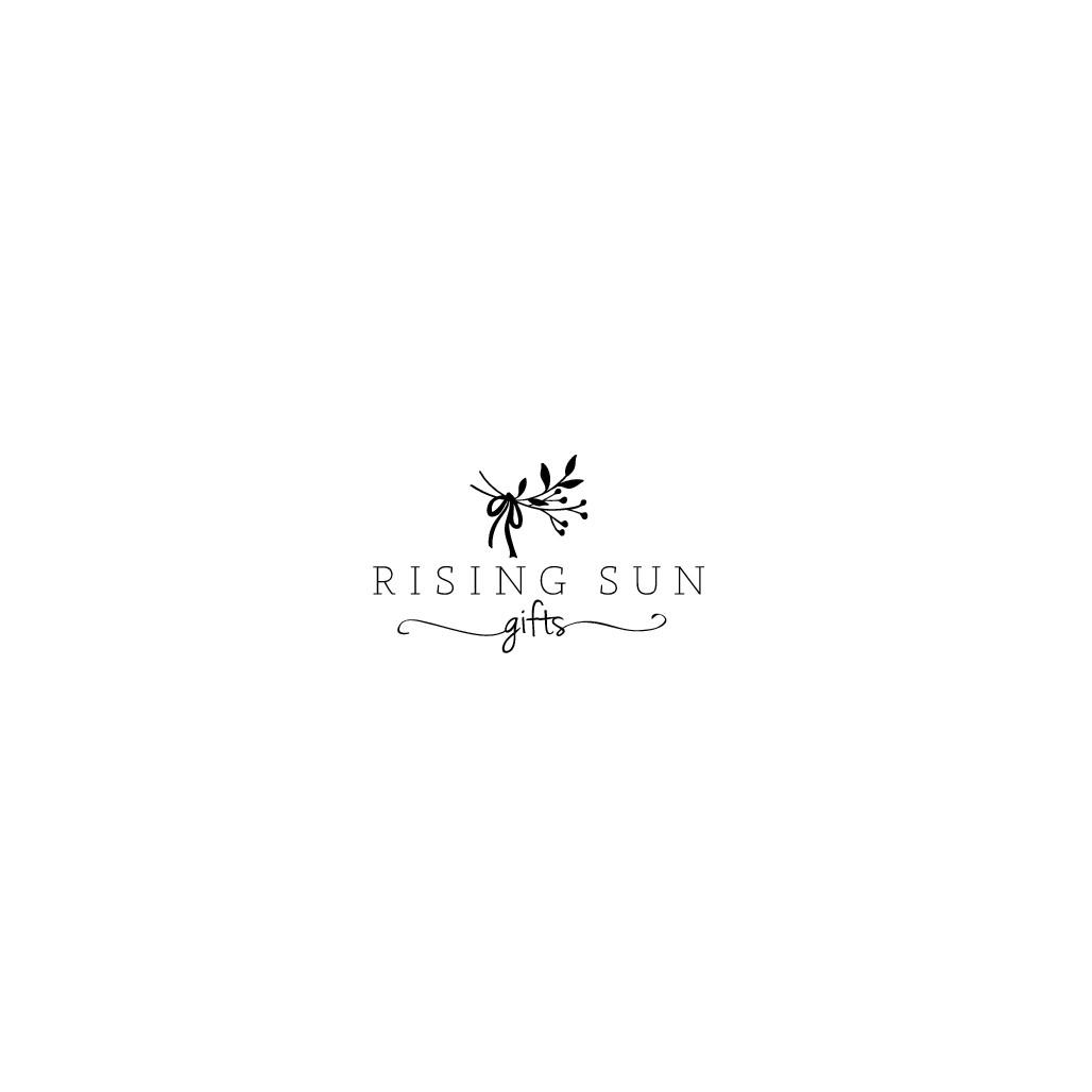Hand Drawn elegant and natural logo for a gift hamper business