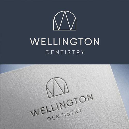 Logo concept for a dentist