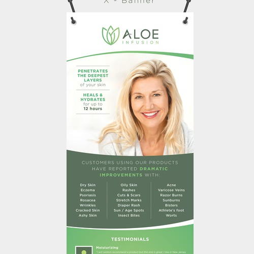 Banner for Aloe Infusion
