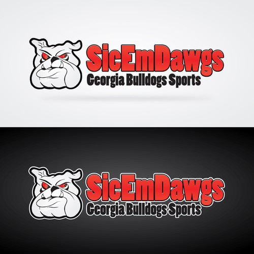 SicEmDawgs.com needs a new logo