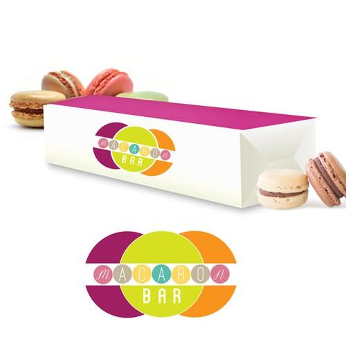 Logo for Macaron Bar
