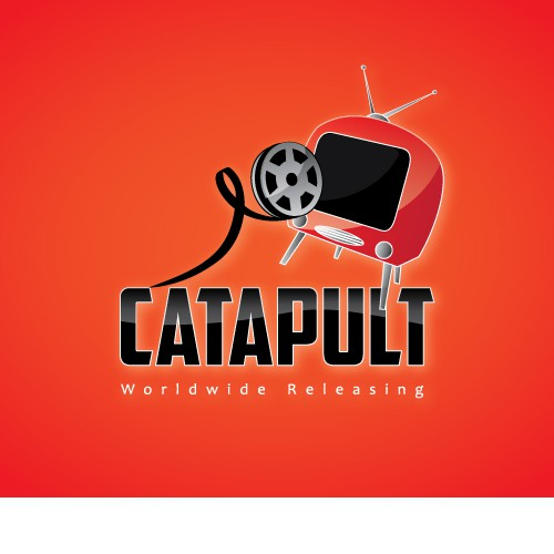 Soon-to-be Famous LOGO needed for Catapult Worldwide Releasing
