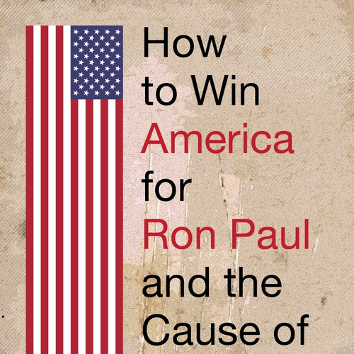 Political book cover
