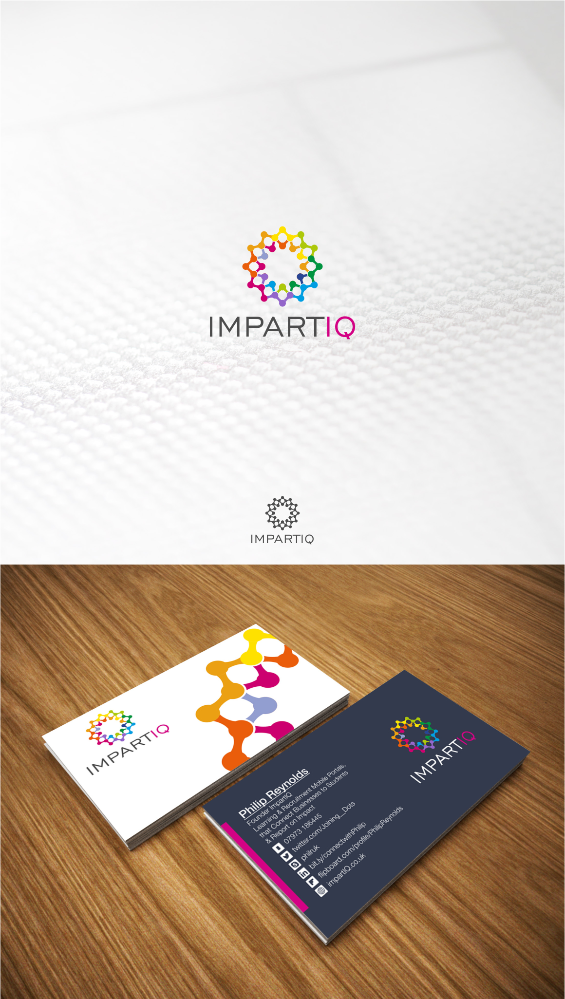 Logo/Brand for exciting start up that wants to join the dots between school/work