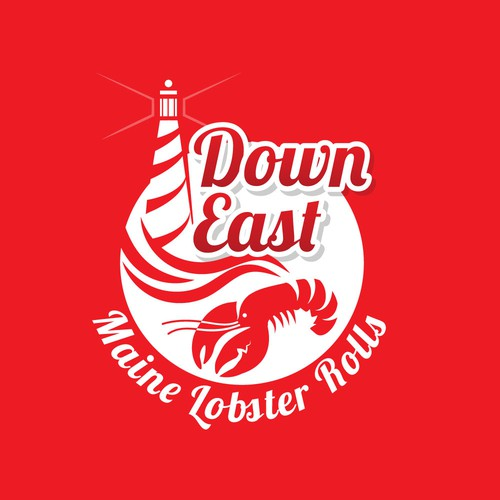 Down East Maine Lobster Rolls logo
