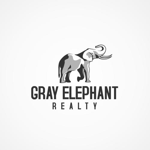 logo for grey elephant