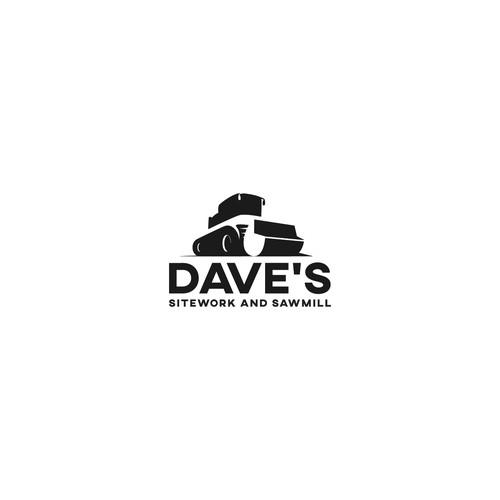 dave's logo design