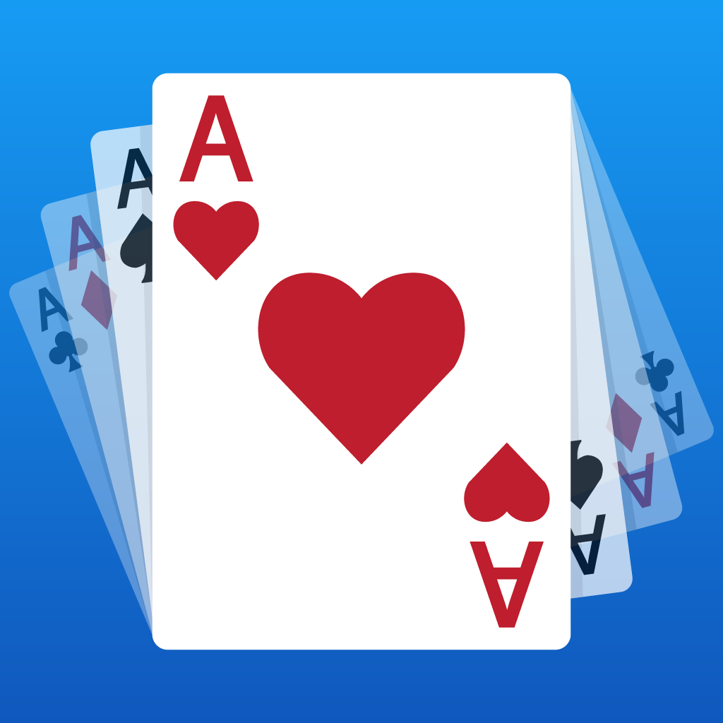 icon for an iOS card game