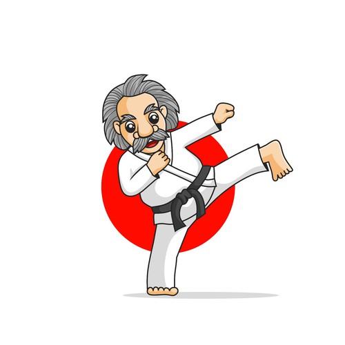Logo design for dojo